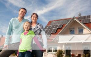 Solar savings calculator for home energy