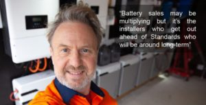 Glen Morris Battery Performance coming to standards