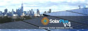 SolarPlus quoting software solar CRM