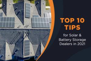 Solar Plus Top 10 Tips Featured Image