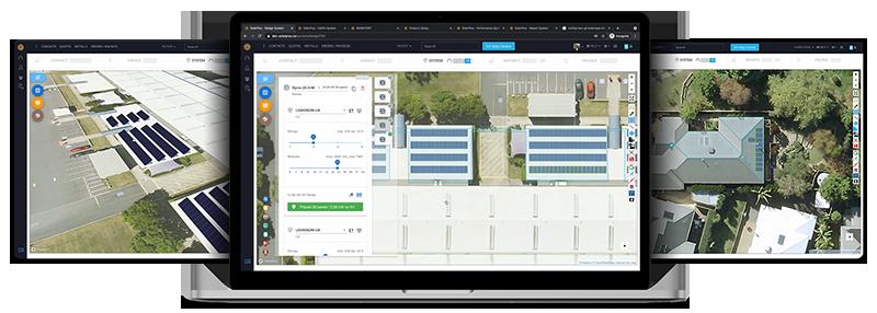 Solar Panel Design, Install & Compliance Solution